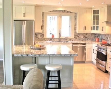 Wonderful Small Kitchen Transformations 16
