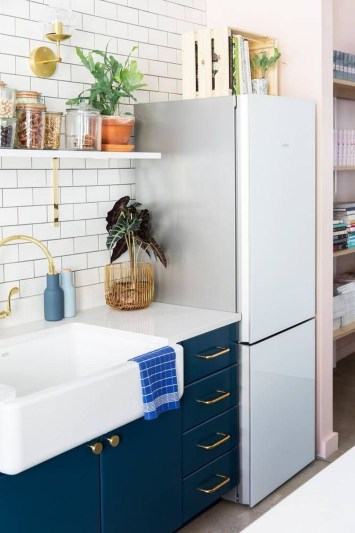 Wonderful Small Kitchen Transformations 40
