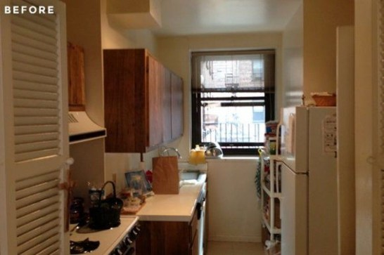 Wonderful Small Kitchen Transformations 53