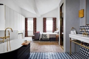 Amazing Bedroom Designs With Bathroom 01