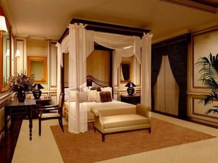Amazing Bedroom Designs With Bathroom 31