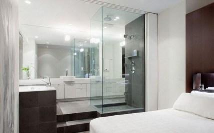 Amazing Bedroom Designs With Bathroom 40