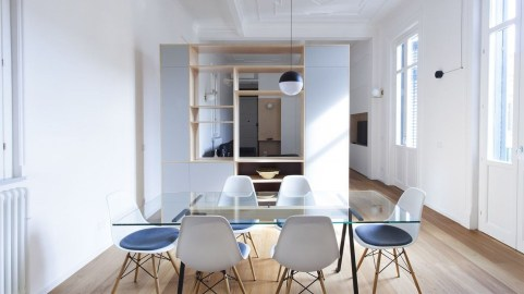 Partition Inspirations For Minimalist House 17