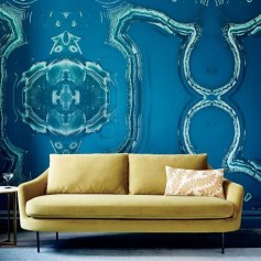 Trendy Wallpaper Designs To Create Different Moods In The House 43