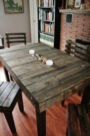 Adorable Crafty Diy Wooden Pallet Project Ideas 46