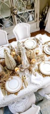 Adorable White Christmas Decoration Ideas 12
