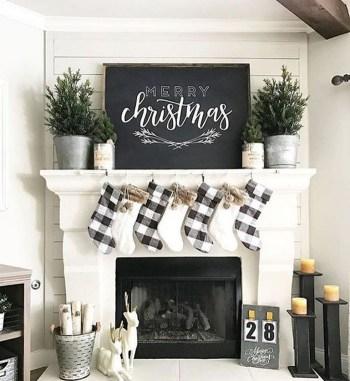 Adorable White Christmas Decoration Ideas 27