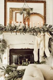 Adorable White Christmas Decoration Ideas 37