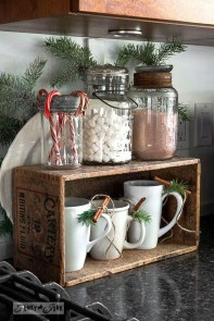 Awesome Christmas Kitchen Decor Ideas 47