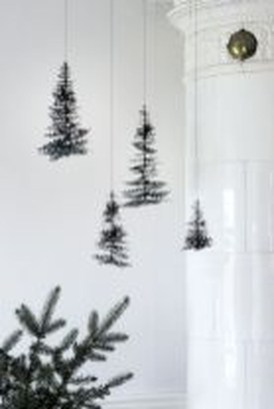 Awesome Scandinavian Christmas Decor Ideas 44