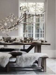 Awesome Scandinavian Christmas Decor Ideas 47