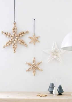 Awesome Scandinavian Christmas Decor Ideas 53