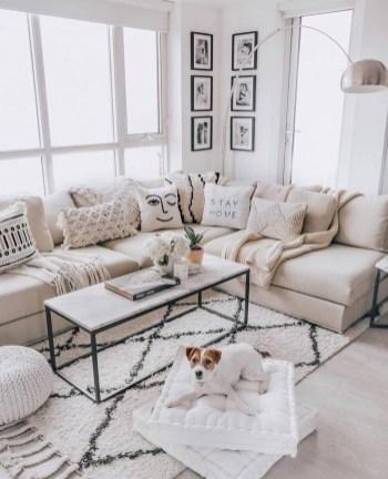 Beautiful Neutral Living Room Ideas 07
