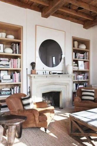 Beautiful Neutral Living Room Ideas 12