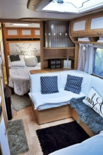 Beautiful Rv Remodel Camper Interior Ideas For Holiday 28