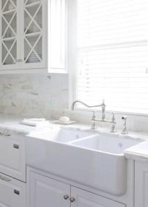 Best Farmhouse Kitchen Sink Ideas 13