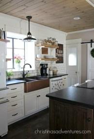 Best Farmhouse Kitchen Sink Ideas 49