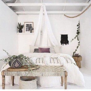Creative Bohemian Bedroom Decor Ideas 39