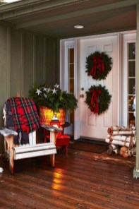 Cute Outdoor Christmas Decor Ideas 41
