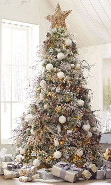 Extraordinary Christmas Tree Decor Ideas 38