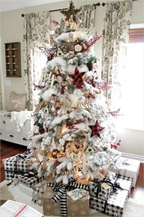 Extraordinary Christmas Tree Decor Ideas 51