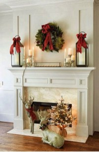 Lovely Red And Green Christmas Home Decor Ideas 05