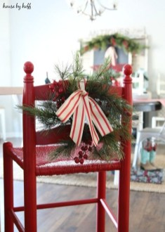 Lovely Red And Green Christmas Home Decor Ideas 50