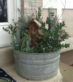 Perfect Christmas Front Porch Decor Ideas 42