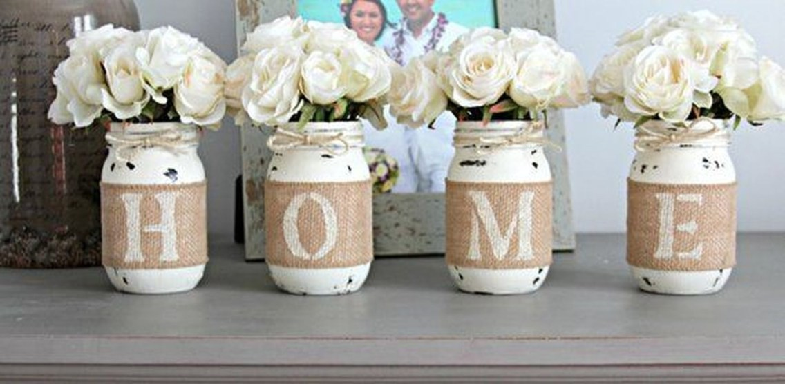Amazing Diy Farmhouse Home Decor Ideas On A Budget 22