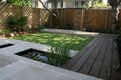 Attractive Small Patio Garden Design Ideas For Your Backyard 06