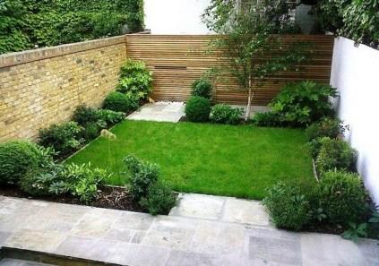 Attractive Small Patio Garden Design Ideas For Your Backyard 17