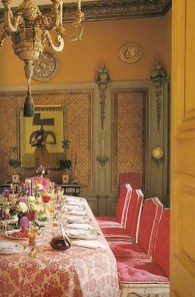 Awesome Bohemian Dining Room Design And Decor Ideas 43