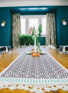 Awesome Bohemian Dining Room Design And Decor Ideas 44