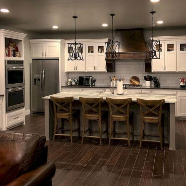 Awesome Farmhouse Kitchen Design Ideas 07