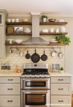 Awesome Farmhouse Kitchen Design Ideas 43
