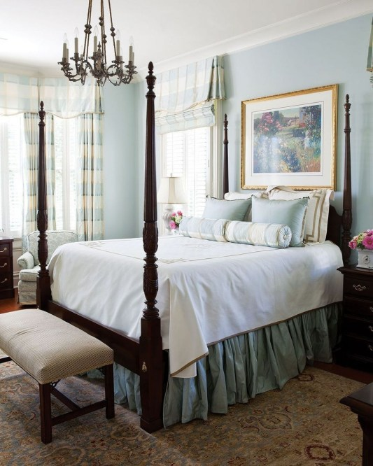 Casual Traditional Bedroom Designs Ideas For Home 13