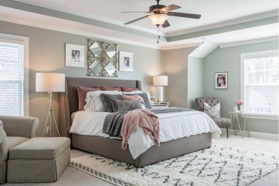 Casual Traditional Bedroom Designs Ideas For Home 34