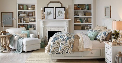Casual Traditional Bedroom Designs Ideas For Home 52