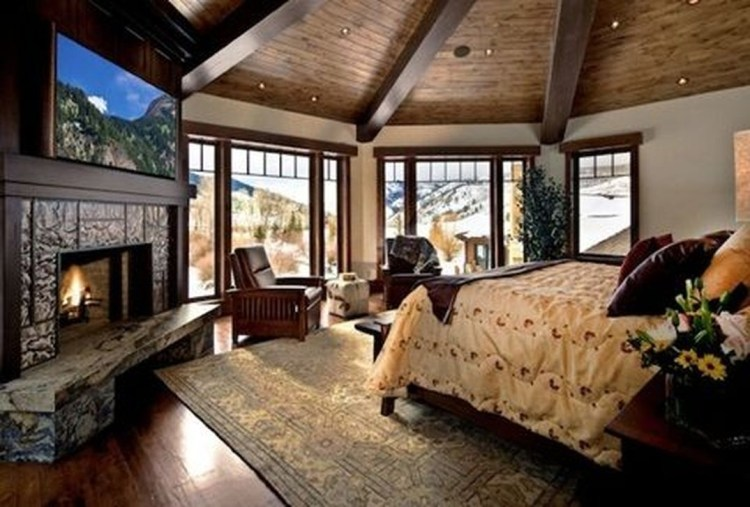 Casual Traditional Bedroom Designs Ideas For Home 55