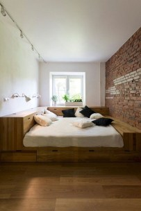 Creative Diy Bedroom Storage Ideas For Small Space 22