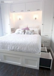 Creative Diy Bedroom Storage Ideas For Small Space 41