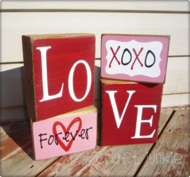 Creative Diy Decorations Ideas For Valentines Day 26