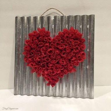 Creative Diy Decorations Ideas For Valentines Day 33
