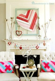 Creative Diy Decorations Ideas For Valentines Day 47