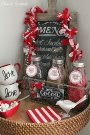 Creative Diy Decorations Ideas For Valentines Day 48