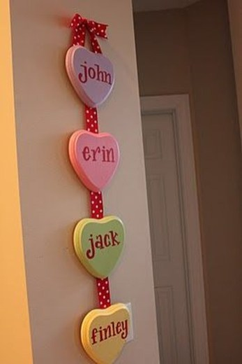 Creative Diy Decorations Ideas For Valentines Day 50