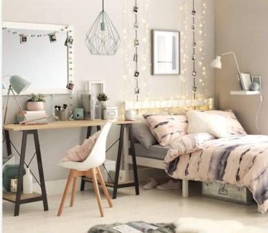 Cute Teen Bedroom Decor Design Ideas 16