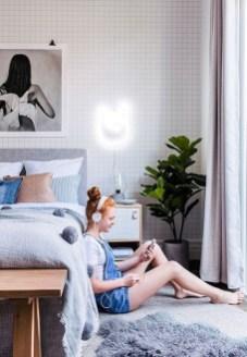 Cute Teen Bedroom Decor Design Ideas 37