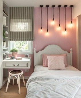 Cute Teen Bedroom Decor Design Ideas 45