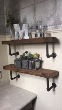 Inspiring Diy Wood Shelves Ideas On A Budget 15